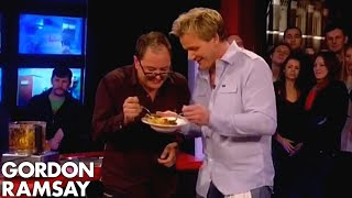 Gordon Ramsay: Eating the Hottest Curry in UK