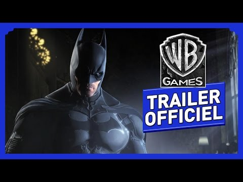 [Multi] Batman Arkham Origins - Trailer #1