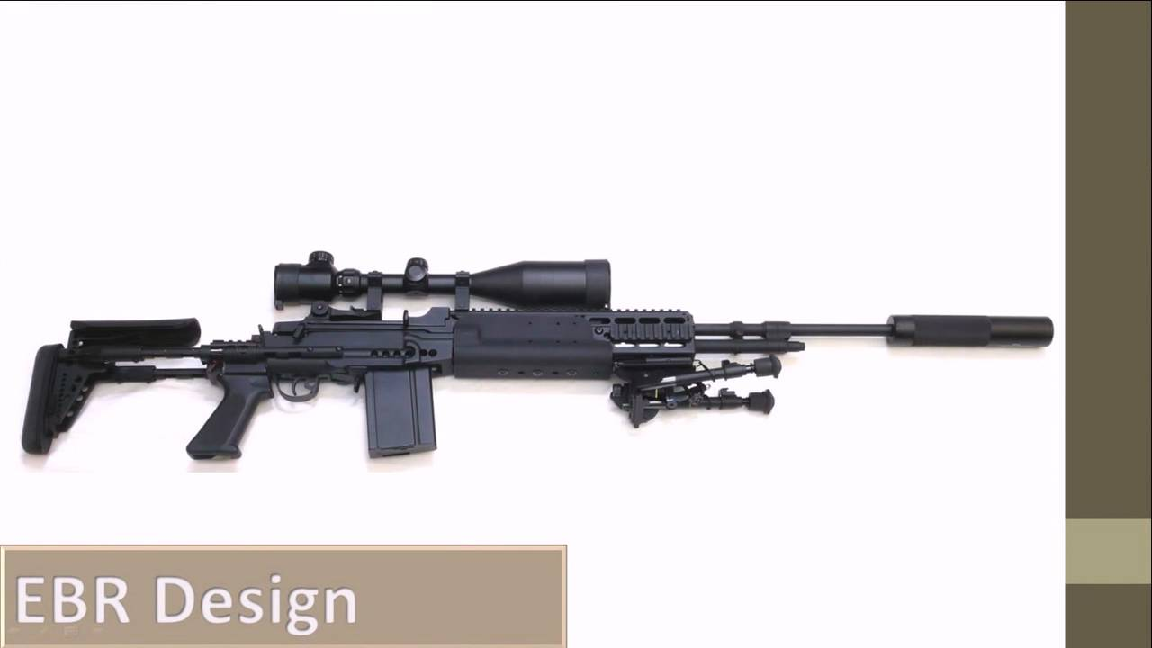 M14 Assault Rifle - YouTube M16 Airsoft Gun