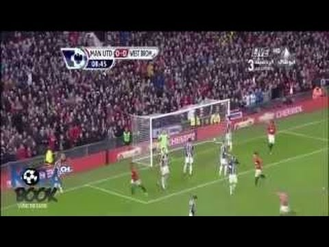West Brom vs Manchester United 5-5 - All Goals & Full Highlights 17/05/2013 Premier League