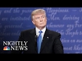 Donald Trump Receives Hacking Briefing, Doesnt Antagonize Intel Community | NBC Nightly News