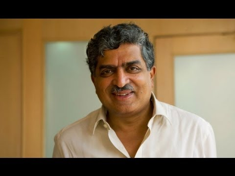 Nandan Nilekani's New Tech Venture -- Numbers & Politics