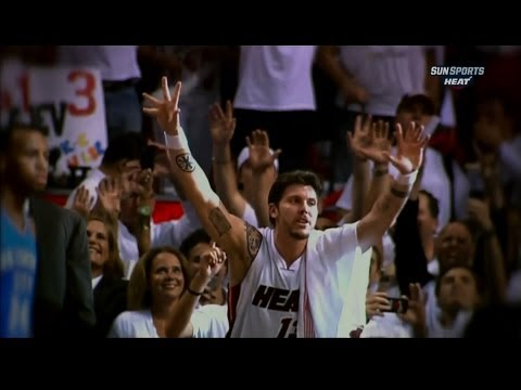 March 21, 2014 - Sunsports - Mike Miller Returns to Miami Heat to Receive 2013 Championship Ring