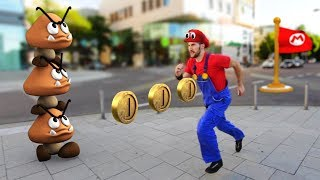 Super Mario Odyssey In Real Life