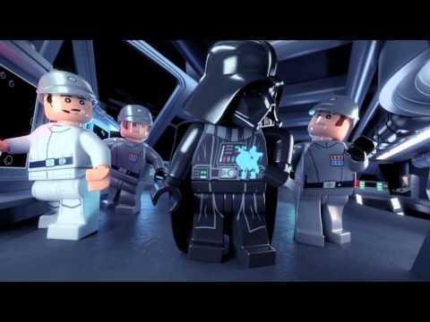 Lego Star Wars Yodova kronika - Star Destroyer vs Bwing