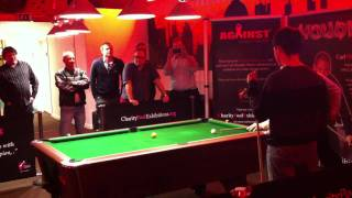 Carl Morris - Trick Shots ft NUTS girls Rosie Jones, Emma Glover and India Reynolds view on youtube.com tube online.