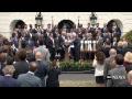 President Donald Trump hosts Super Bowl-winning New England Patriots at White House