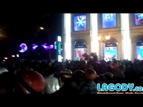 Gái Gọi cao cấp toàn cảnh màn đêm Noel tại HCM