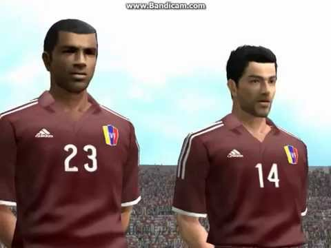 PES6 2014 Greece World Cup - Ukraine vs Greece || Venezuela vs South Korea - Group A Last Fixture