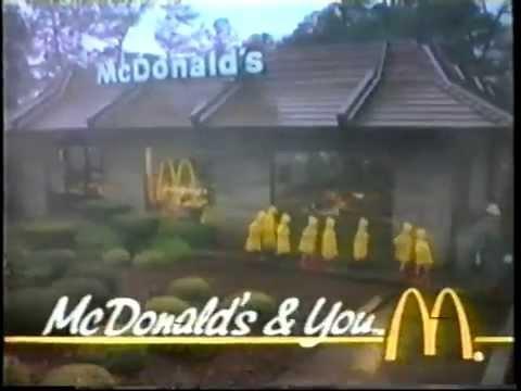 McDonald's Camp Nippersink 1980s Commercial