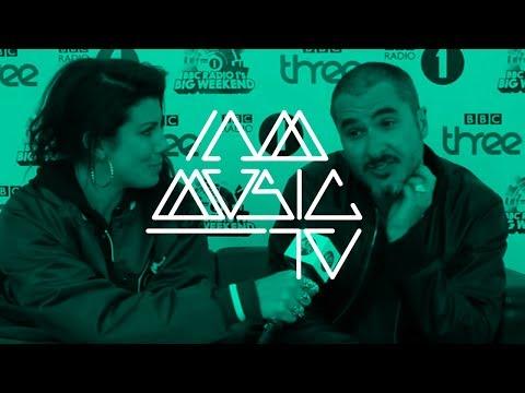 Zane Lowe Interview @ BBC Radio 1's Big Weekend 2014 ::: IAmMusic.TV ::: Carly Wilford