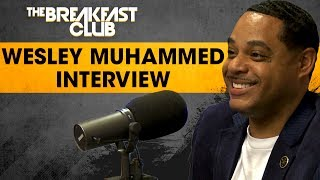 Dr. Wesley Muhammed Discusses The Rise And Resurrection Of Black Men And Women In America