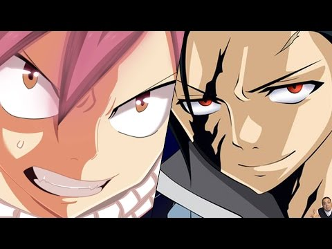 Fairy Tail 425 Manga Chapter フェアリーテイル Review -- Natsu Vs Evil Gray Confirmed