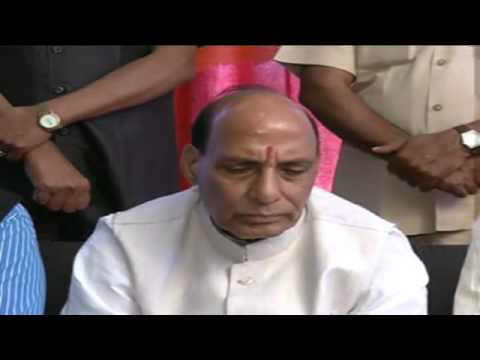 Shri Rajnath Singh to address public meeting in Gurdaspur, Punjab