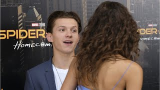 Why Did Tom Holland Nearly Cry?