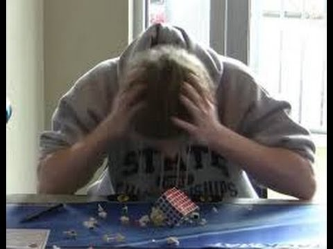 Top 5 Rubik's Cube FAILS