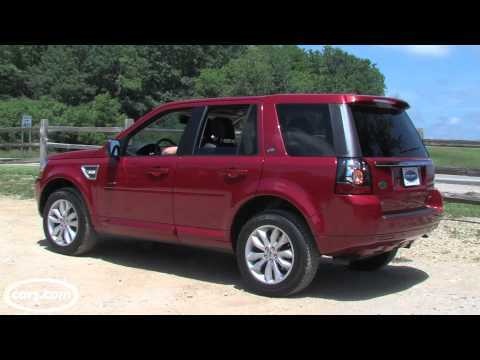 2013 Land Rover LR2 Exhaust Note