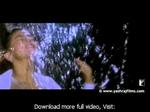 Juhi Chawala Hot  & Sexy - Darr Obsession - Song - Darr
