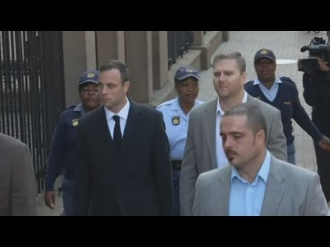 "Oscar Pistorius trial: ""I wake up and smell blood"""
