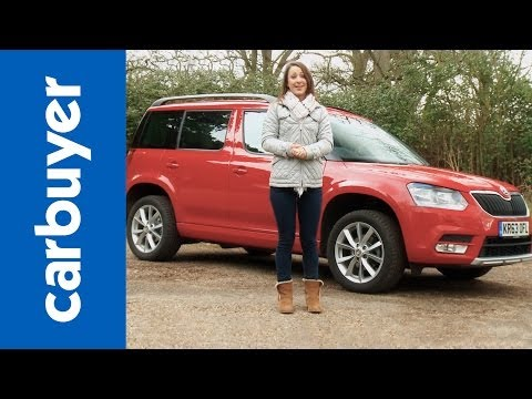 Skoda Yeti SUV 2014 review - Carbuyer