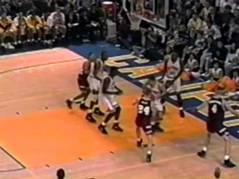Cal Men's Basketball: Jason Kidd Highlights