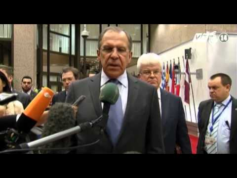 VTC14_Nga và EU không để tình hình Ukraine ảnh hưởng tới quan hệ song phương