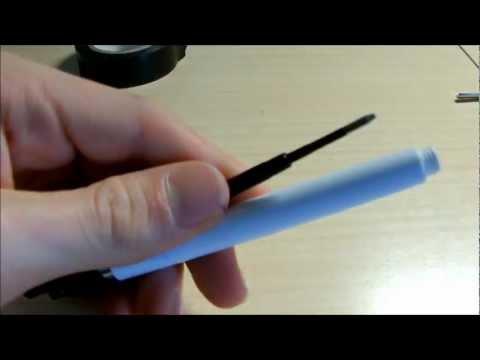Cómo hacer que un bolígrafo descargue electricidad [HD]