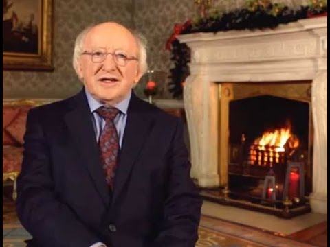 President Higgins' Christmas message