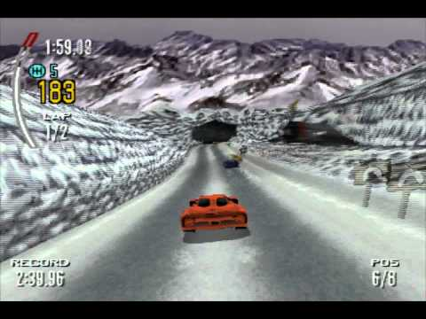 Need for Speed II - Mystic Peaks
