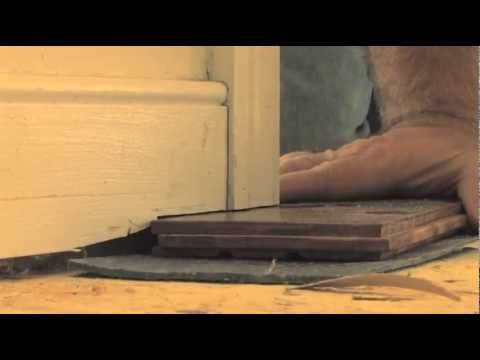 Flooring 101 Tip: Installing Under Doors with a Jam Saw | Lumber Liquidators