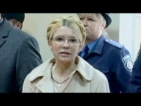 EU calls on Ukraine to pardon Tymoshenko