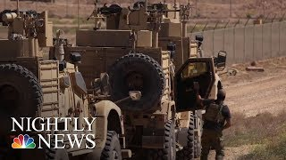 U.S. Troops Who Came Under Fire From Russian Mercenaries Prepare For More Attacks | NBC Nightly News