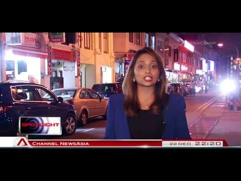 Little India Riot: A Look Back - 22Dec2013