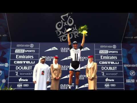 Marcel Kittel wins 2014 Dubai Tour 3rd stage