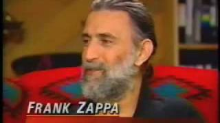 Frank Zappa: Interview Today Show 1993