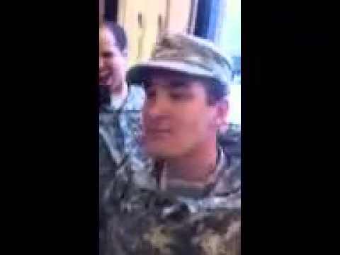 Crazy Army Soldier Eats Dragon Fly For $6.00