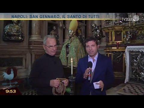Napoli: San Gennaro, il Santo di tutti