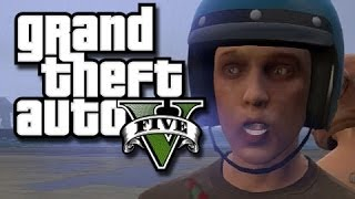 GTA 5 Online – Ambulance Launch Glitch!! (GTA 5 Funny Moments and Glitches!)