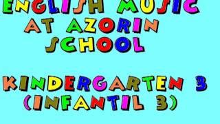 Hi Hello Bye Bye Good Bye Song, Song for children, English music in kindergarten
