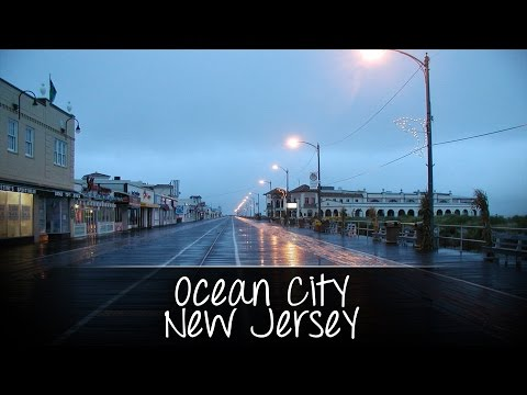 Ocean City, New Jersey - A Short Film by Joey Buzzeo