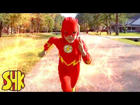 THE FLASH: SuperHero Kids Classics Compilation!