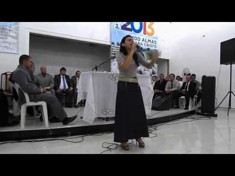 Rayanne Vanessa na Assembleia de Deus em Araruna-PB - Quem diria