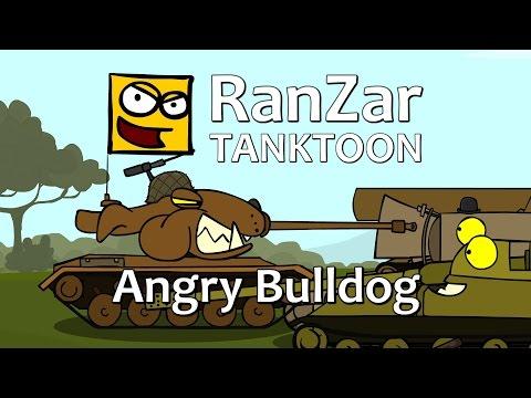 Tanktoon - Nahnevan� Bulldog