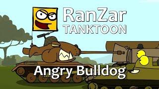 Tanktoon - Nahnevaný Bulldog
