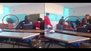 وزارة التربية الوطنية تتدخل بشكل حازم في قضية تعنيف أستاذ من طرف تلميذه   |   تسجيلات صوتية
