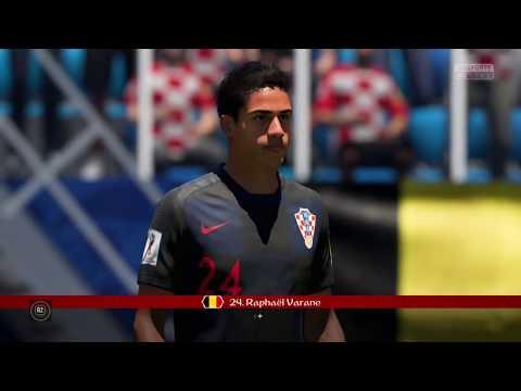 FIFA 18 Ultimate Team Copa do Mundo Rússia 2018 Torneio Online #3
