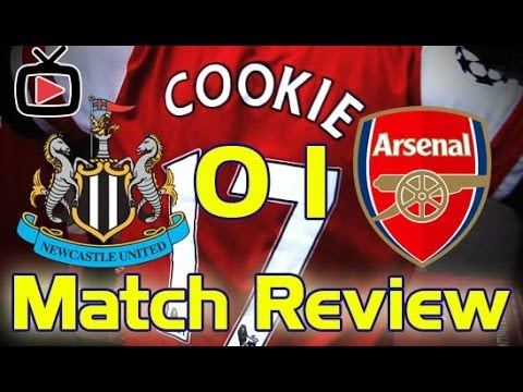 Newcastle v Arsenal 0-1 Match Review - ArsenalFanTV.com