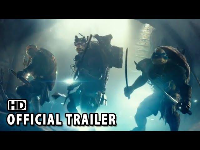 Teenage Mutant Ninja Turtles New Official Trailer (2014)