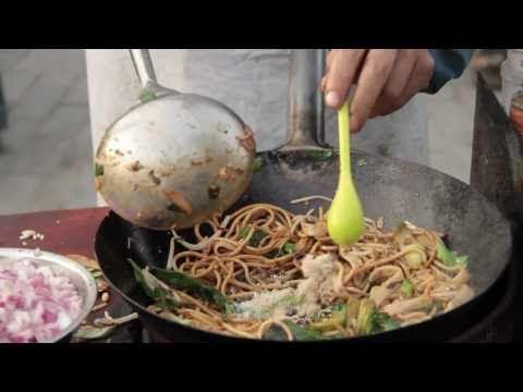 Shanghai Street Noodles,