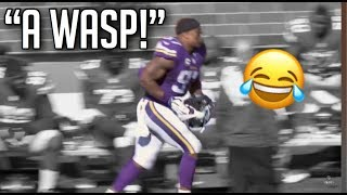Funniest NFL Mic'd Up Moments (HD)